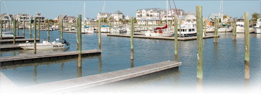 The Marsh Harbour Inn - Bald Head Island, NC