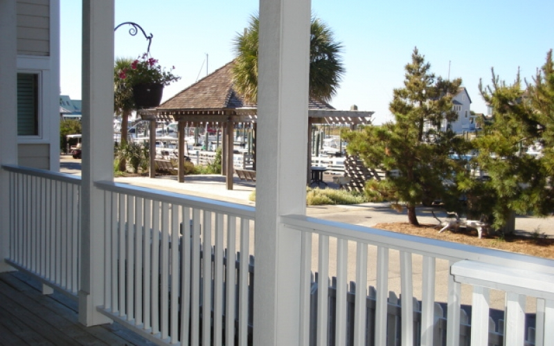 Bald Head Island, NC - Marsh Harbour Inn - Unit 1