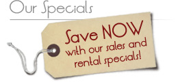 Marsh Harbour Specials - Sales and Rentals